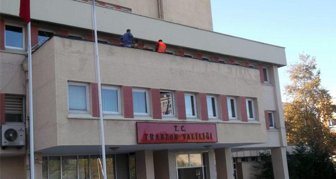 Trabzon Valiliğinden 2 şehit ile ilgili açıklama