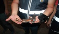 Elazığda Huzur 23 Uygulamasında aranan 3 kişi yakalandı