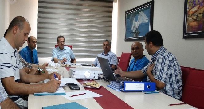 Aydın Mahalli Sulak Alan Komisyonu toplandı