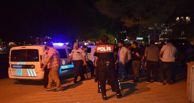 Malatya'da bıçaklı kavga: 1 yaralı, 6 gözaltı