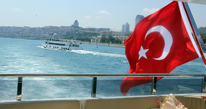 Yıllardır İstanbulda yaşayan kadınlar Boğazı ilk kez gördüler