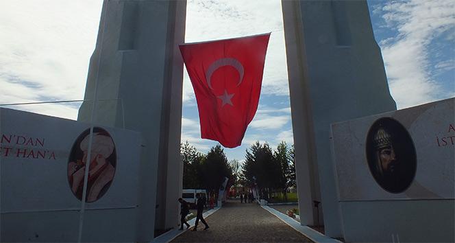 Tarihi ilçede Erdoğan coşkusu yaşanıyor