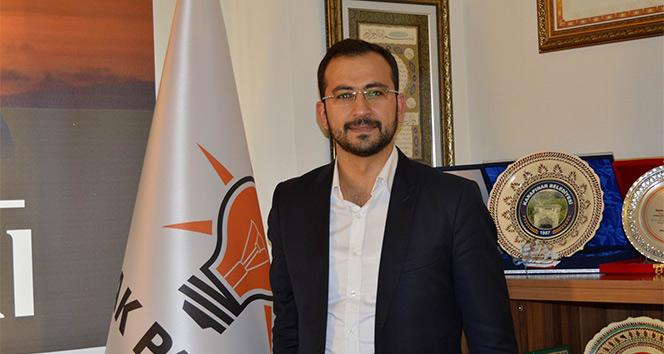 """Tanrıver, """"AK Partinin kuruluşu ülkemizin kurtuluşu olmuştur"""""""