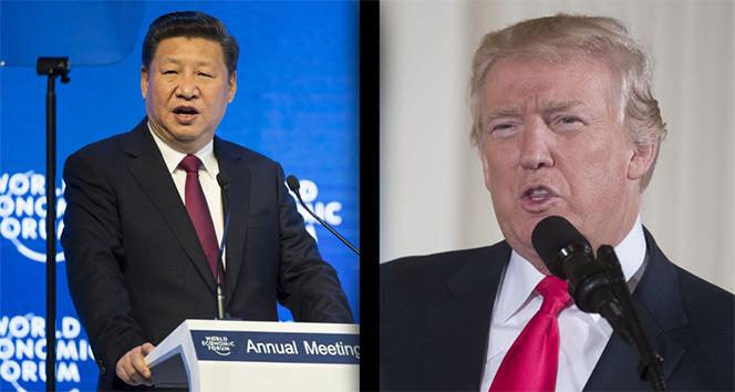 Trump ve Jinping'den Kuzey Kore'ye çağrı