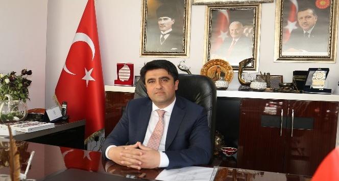 """Ercik: """"AK Parti, kurulduğu günden bugüne kadar hizmetin adresi oldu"""""""