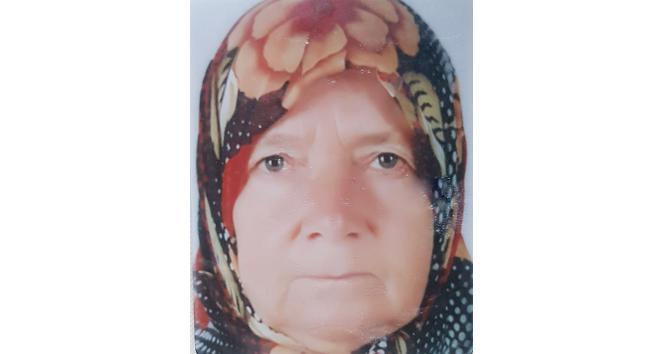 Böğürtlen toplamaya giden yaşlı kadın dere yatağında ölü bulundu
