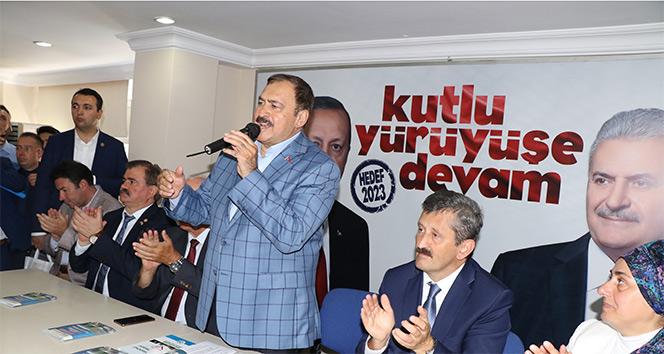 Bakandan Kılıçdaroğluna belediye tepkisi