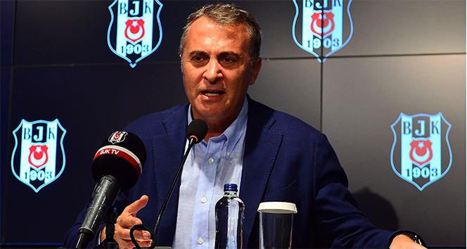 Fikret Orman: 'Beşiktaş üzerinde oynanan oyunları görmüyor değiliz'
