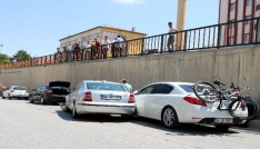 Yozgatta trafik kazası 2 yaralı