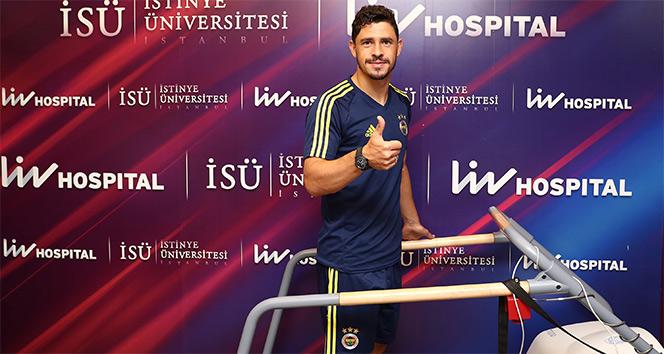 Giuliano, sağlık kontrolünden geçti