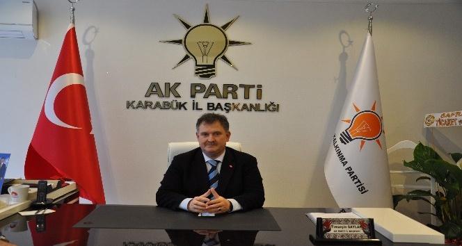 AK Parti'nin 16. kuruluş yıl dönümü