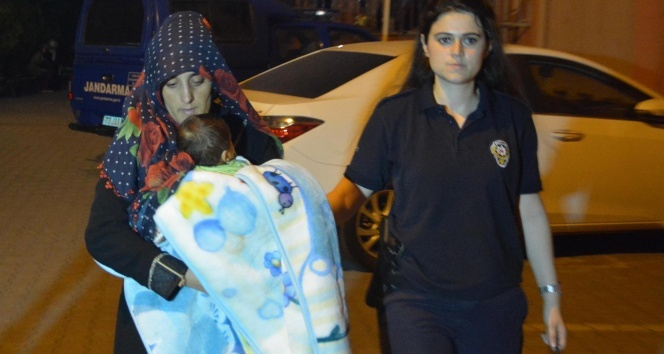 3 yaşındaki çocuğu döven üvey anne tutuklandı
