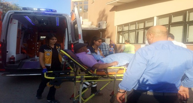 Kocaeli'de silahlı kavga: 3 yaralı