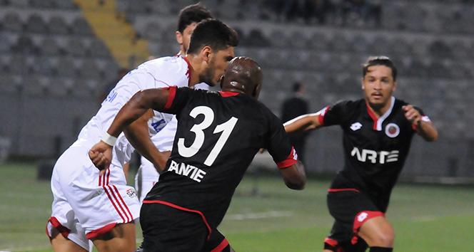 Başkent'te puanlar paylaşıldı |Gençlerbirliği: 1 - K. Karabükspor: 1