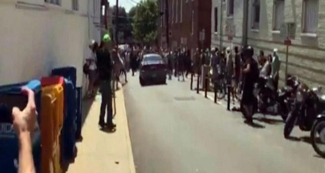 Virginiadaki çatışmalarda 1 kişi öldü
