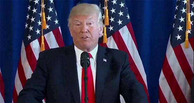 Trump'tan Virginia açıklaması