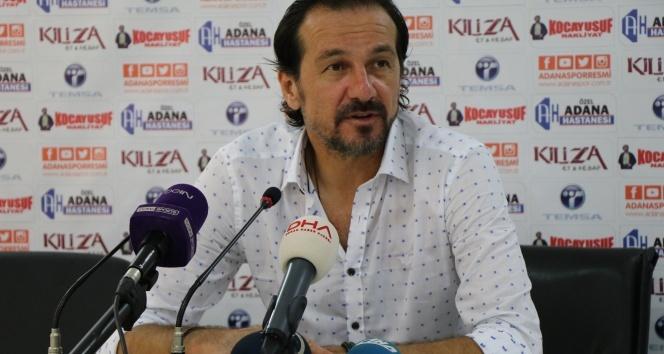 """Denizlispor Teknik Direktörü Yusuf Şimşek: """"Mücadeleden memnunum"""""""