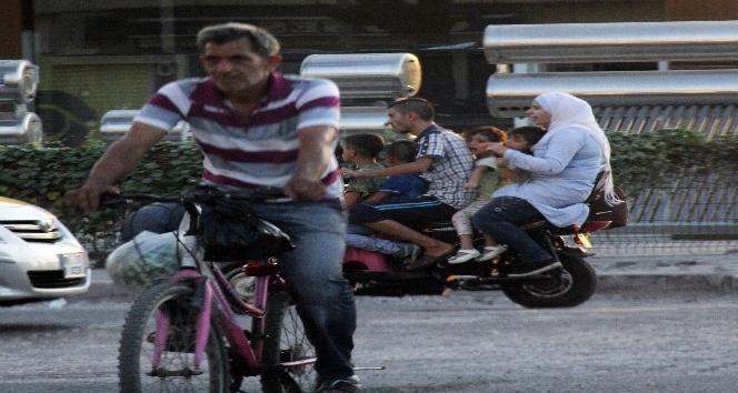 Elektrikli bisikletle ölümüne yoluculuk