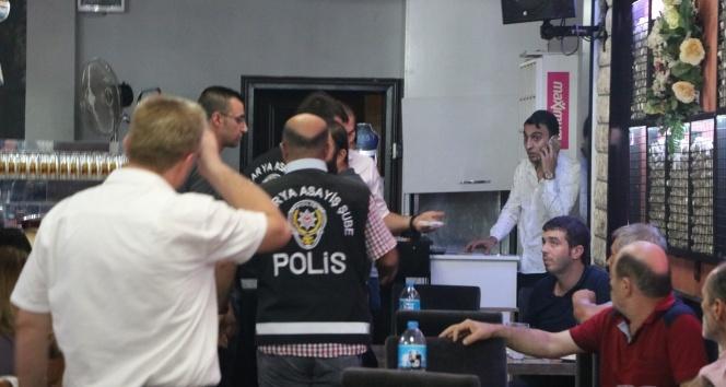 Sakarya polisinden Huzurlu Mekanlar uygulaması