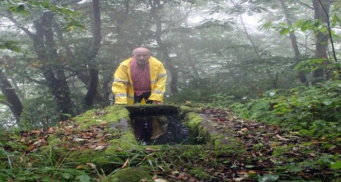 Giresun'da kaya mezarlar turizme kazandırılmayı bekliyor