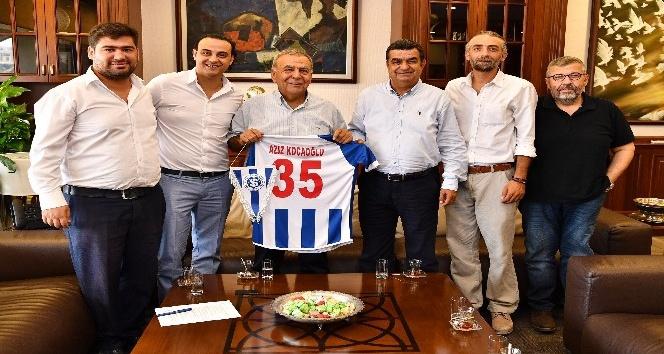 Kocaoğlu, İzmirspor'un taleplerini değerlendirecek