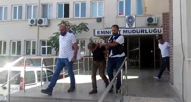 Bursada uyuşturucu tacirleri suçüstü yakalandı
