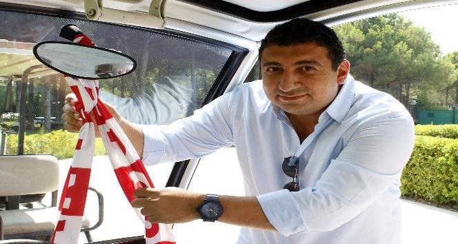 Antalyaspor Stadyumu'nun yeni ismi 'OPET' oldu