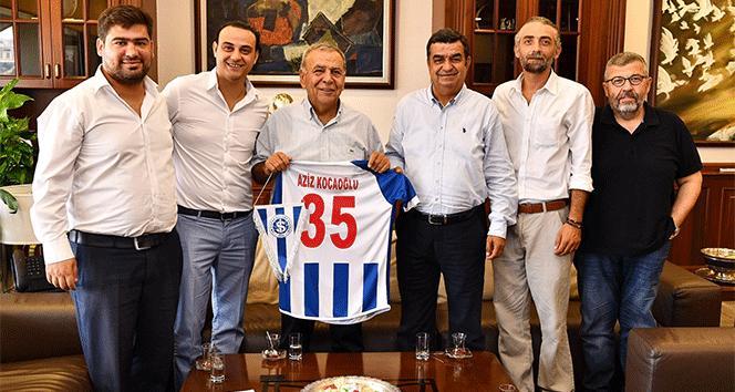 Kocaoğlu, İzmirsporun taleplerini değerlendirecek