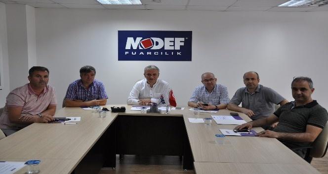 MODEF EXPO Fuarı Ekim ayına alındı