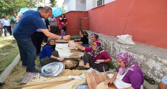 Adana, Tapan Şöleni'nde buluştu
