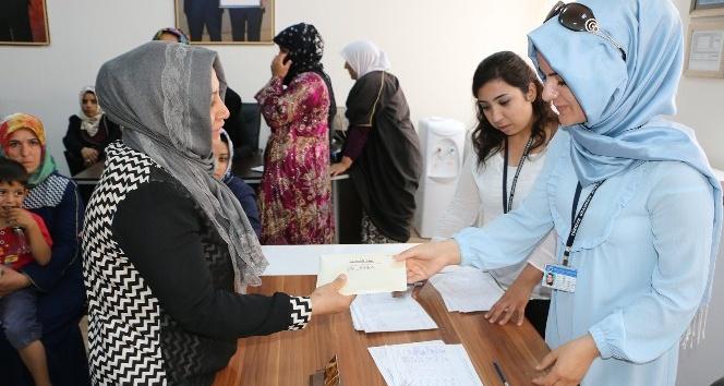 Mikro kredide 6 bin kadına ulaşıldı