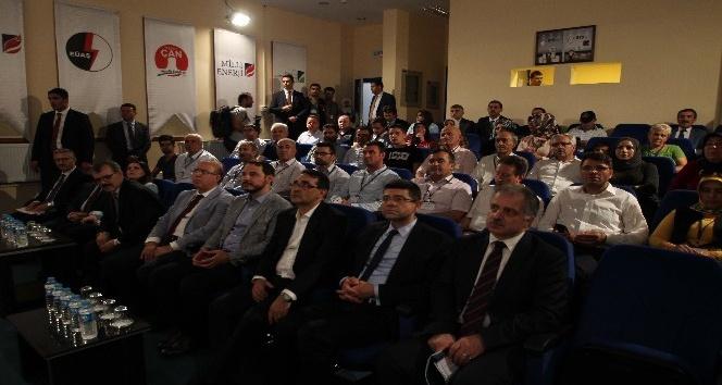 """Bakan Albayrak: """"Trakya'da yapılmak üzere termik santral düşünüyoruz"""""""