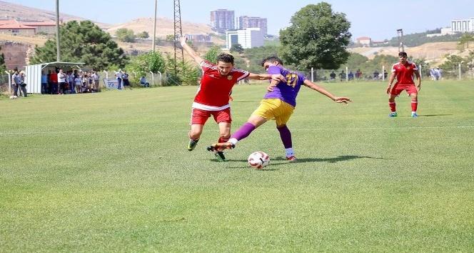Yeni Malatyaspor ile Osmanlıspor puanları paylaştı