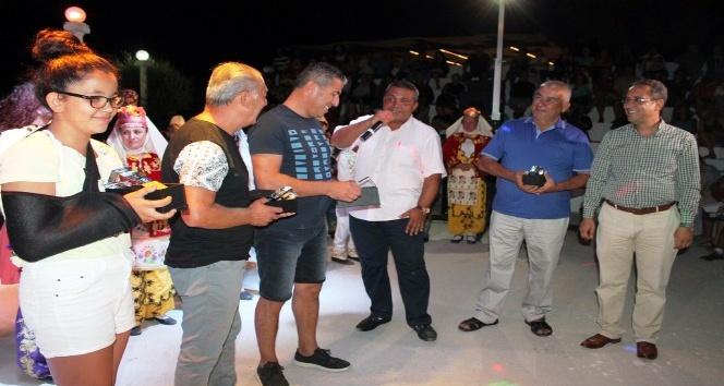 Ayvalık'ta 3. geleneksel Engürü Kültür Sanat Günleri fırtına gibi geçti