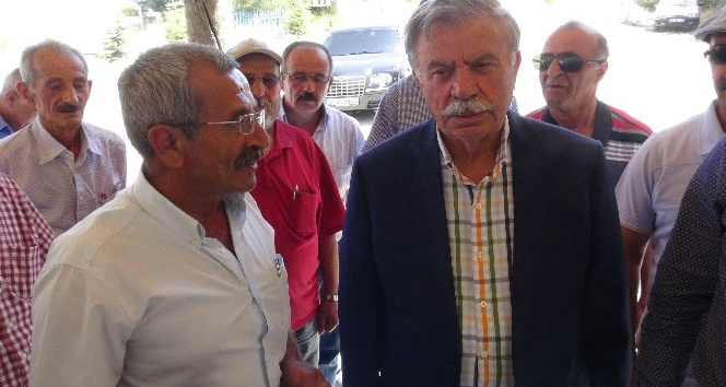 Doğanşehir'de yapımı tamamlanan gasilhane düzenlenen törenle hizmete açıldı