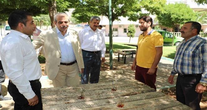 Başkan Demirkol, yeni planlama yapılamayan mahalle için çözüm aradı