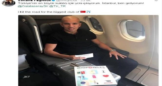 Feghouli yola çıktı