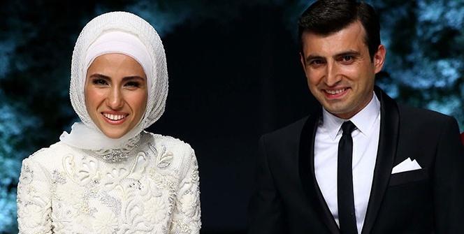 Sümeyye Erdoğan anne oldu