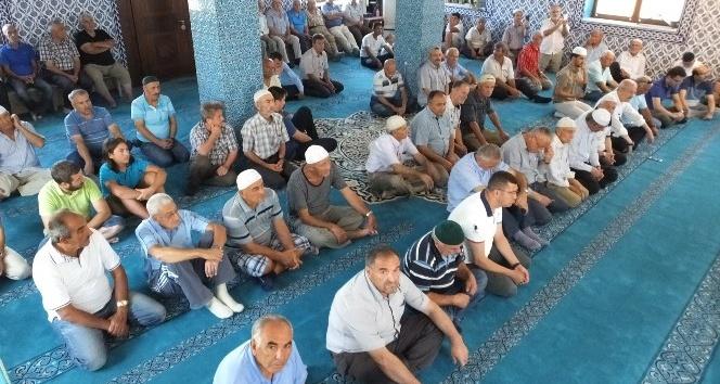 Burhaniye'de Ahmet Sağdıç'ın mutlu günü