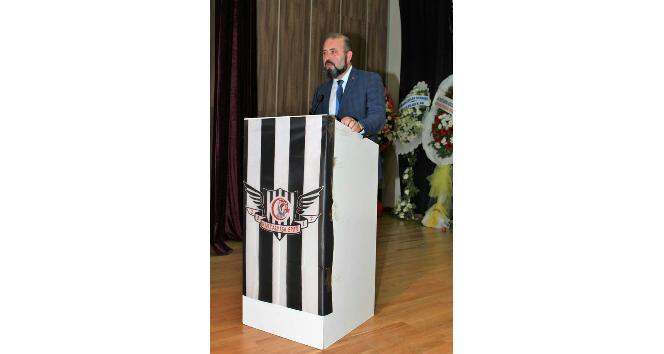 Kartalpaşa Gençlik ve Spor Kulübü Genel Kurul'u yapıldı