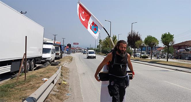 Bir adalet yürüyüşü de Trabzonspor için