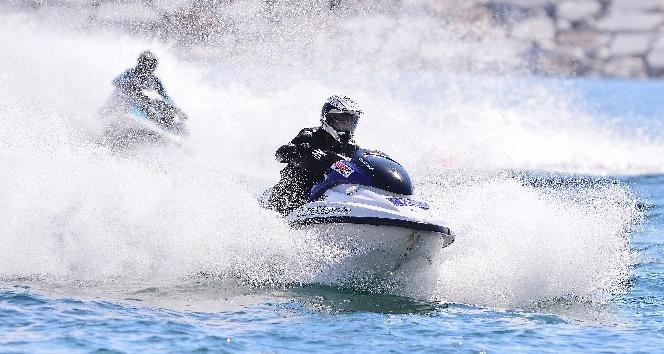 İstanbul Su Sporları Festivali başladı