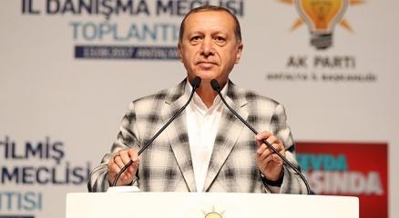 Cumhurbaşkanı Erdoğan, şehit Erenin annesiyle konuşmasını anlattı: Sen cenneti 13 evladınla teminat altına aldın