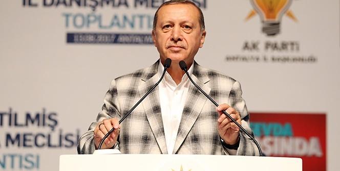 Cumhurbaşkanı Erdoğan, şehit Eren'in annesiyle konuşmasını anlattı
