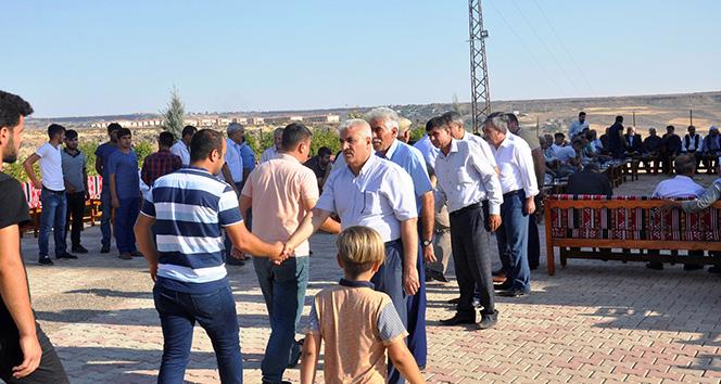 Diyarbakırda husumetli iki aile barıştırıldı