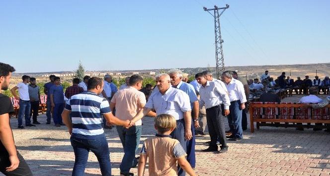 Diyarbakır'da husumetli iki aile barıştırıldı