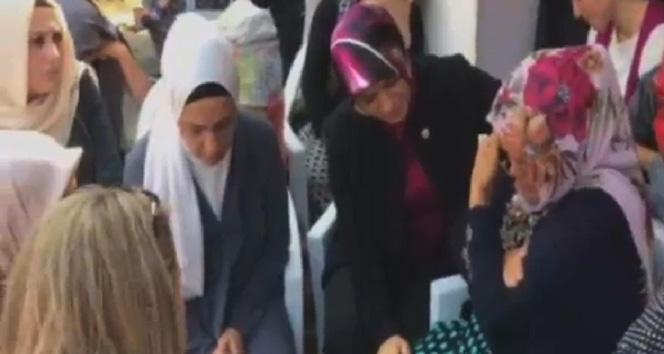 Erdoğan, Eren'in annesiyle konuştu: İntikamını alacağız