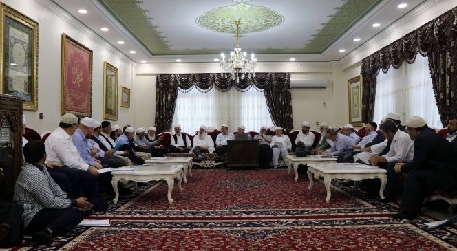 Anadolu Alimler Birliği toplantısı Sivas'ta yapıldı