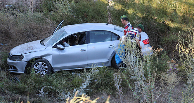 Aydında otomobil köprüden uçtu: 4 yaralı