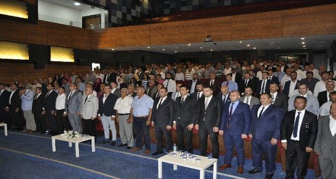 Ersin Pehlivan yeniden MHP Gölbaşı ilçe başkanı seçildi